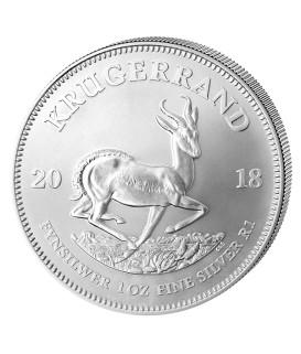 1 x 1 Oz Silber Krügerrand 2021