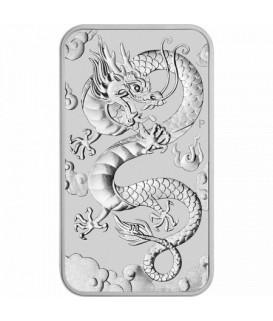 1 Unze Silber Münzbarren Dragon*