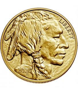 1 x 1 Oz Gold American Buffalo