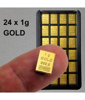 24 x 1 g Goldbox