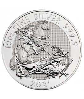 10 Oz Silber Valiant 21*