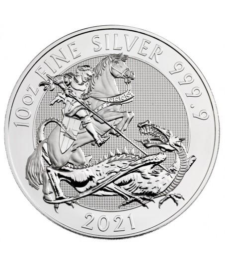 10 Oz Silber Valiant 20*