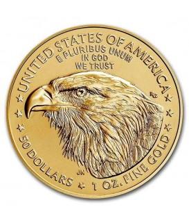 1 x 1 Oz Gold American Eagle
