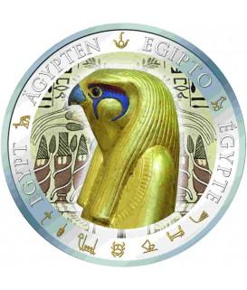 1 x 20 g Silber Horus 2012--color