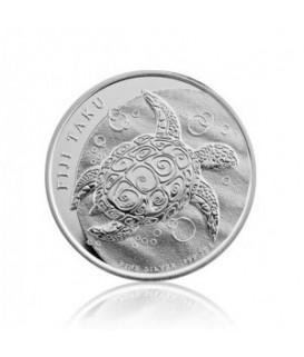 1 x 1 Oz Silber Fiji Taku Schildkröte Neuseeland