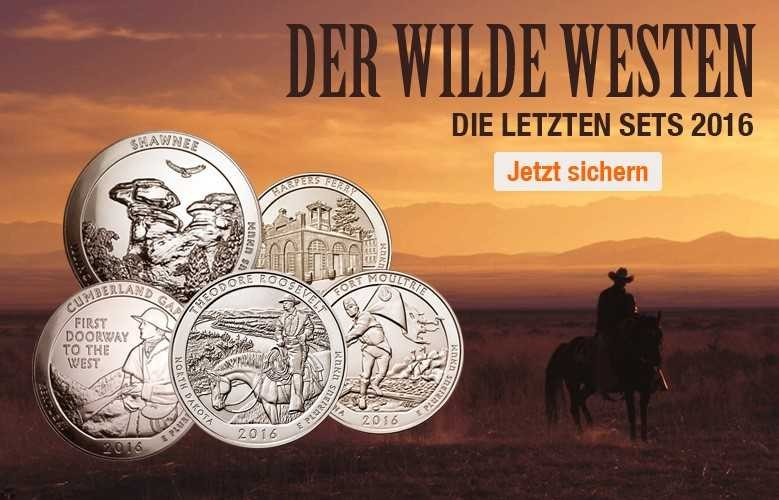 Der Wilde Westen America the Beautiful
